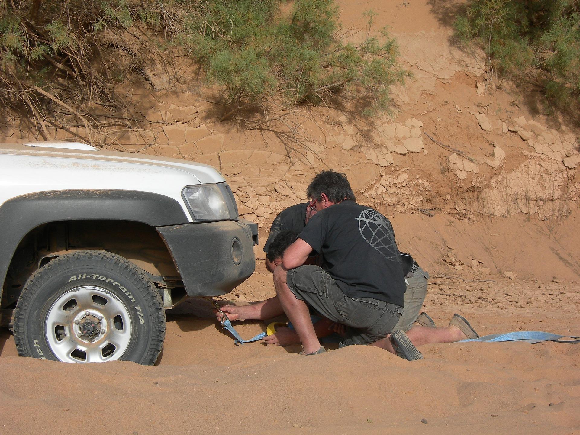 Jak prawidłowo holować samochód?